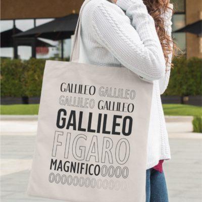 Tote-bag Gallileo Figaro Magnifico