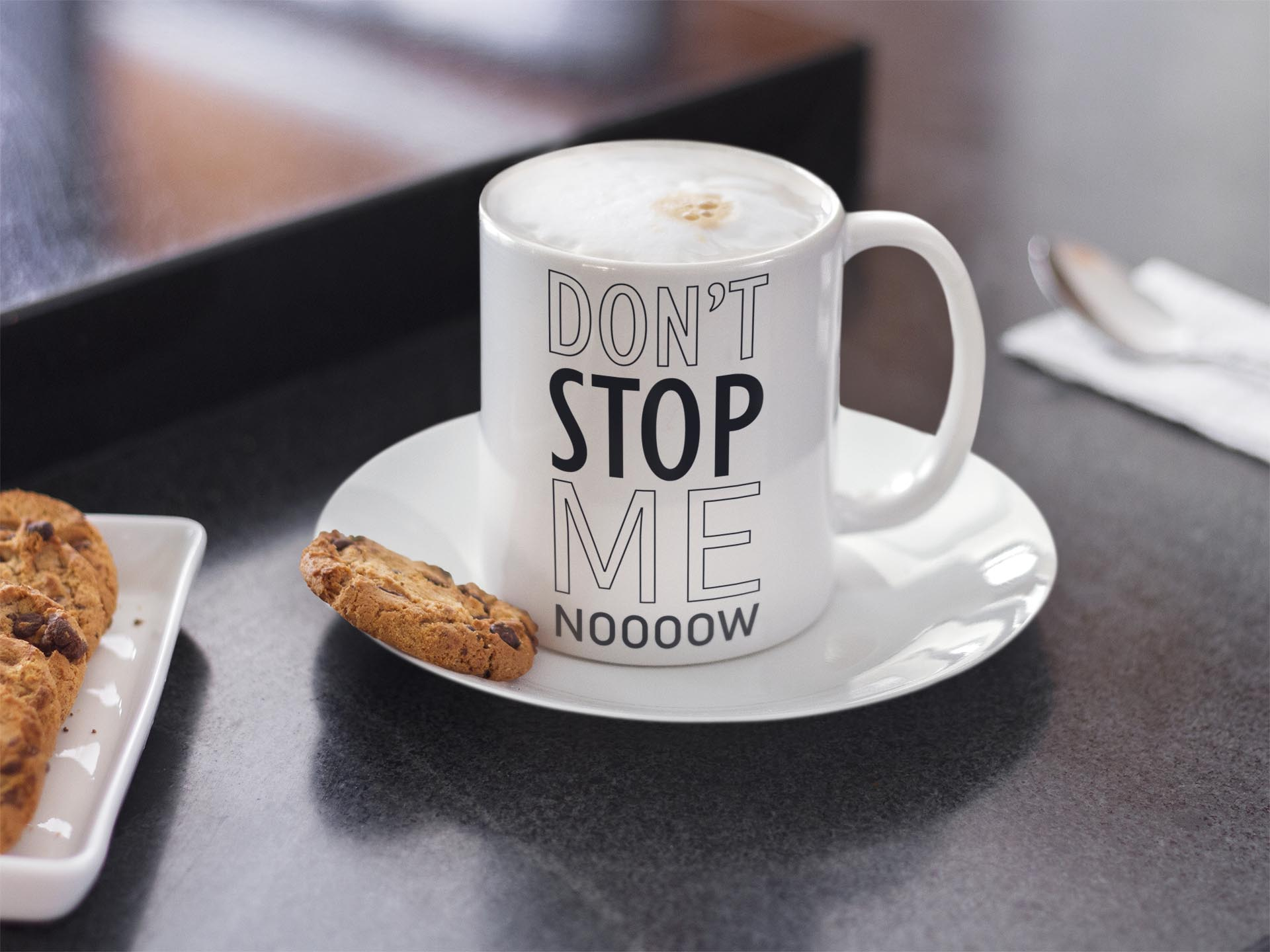 Mug Don't stop me now
