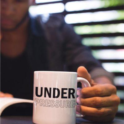 Mug Under Pressure