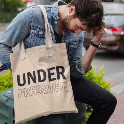 Tote-bag Under Pressure