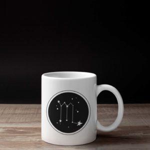 "Image de mug ""Signe astrologique : Scorpion"" - MCL Sérigraphie"