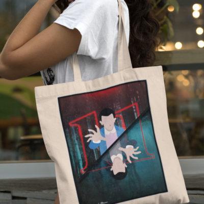 "Image de tote-bag ""Stranger Things"" - MCL Sérigraphie"