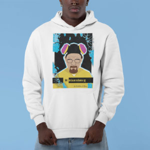 Sweat homme breaking bad heisenberg