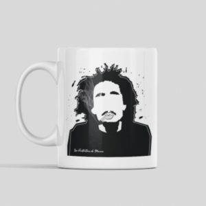Mug bob marley les illustrations de manon