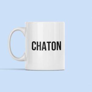 """Image de tasse """"Chaton"""" - MCL Sérigraphie"""