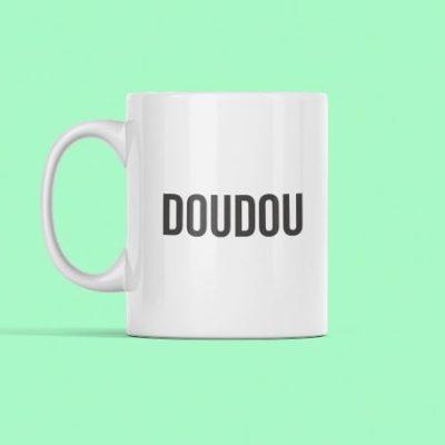 "Image tasse ""doudou"" - MCL Sérigraphie"