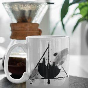 "Image mug ""Harry Potter - Poudlard"" - MCL Sérigraphie"