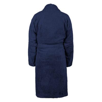 Peignoir unisex bleu navy